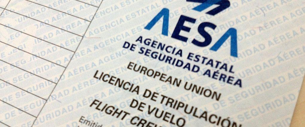 curso conversion licencia nacional a EASA