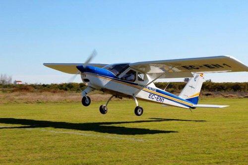 Nuevo syllabus de formación para piloto de ULM