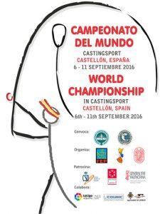 Campeonato del Mundo de Casting 2016
